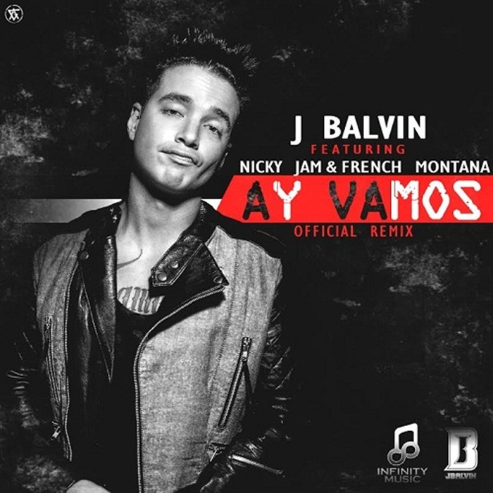 J Balvin Ft. Nicky Jam Y French Montana – Ay Vamos (Official Remix)