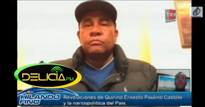 Lo Ultimo: Quirino da la cara para pedir MP lo investigue y hace nuevas críticas a Leonel