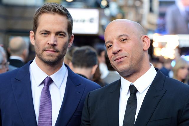 Vin Diesel nombra a su tercera hija en honor a Paul Walker
