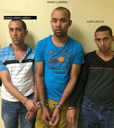 PN apresa en Santiago tres presuntos sicarios