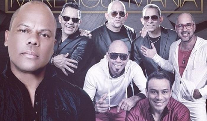 Oro Solido Ft Los Hermanos Rosario & Grupo Mania – Merengue Mania
