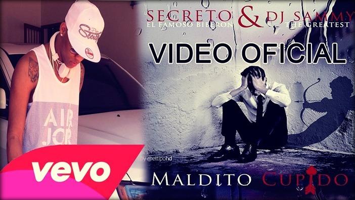 Secreto El Famoso Biberon – Maldito Cupido (Video Oficial)