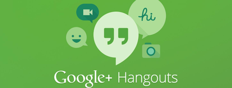 Google Hangouts ya tiene versión web