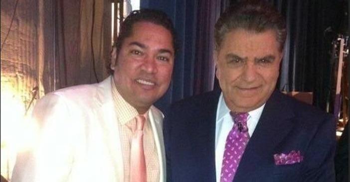 """Frederick Martínez destaca el gran valor de """"Sábado Gigante"""""""