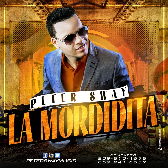 Peter Sway – La Mordidita (Merengue 2016)