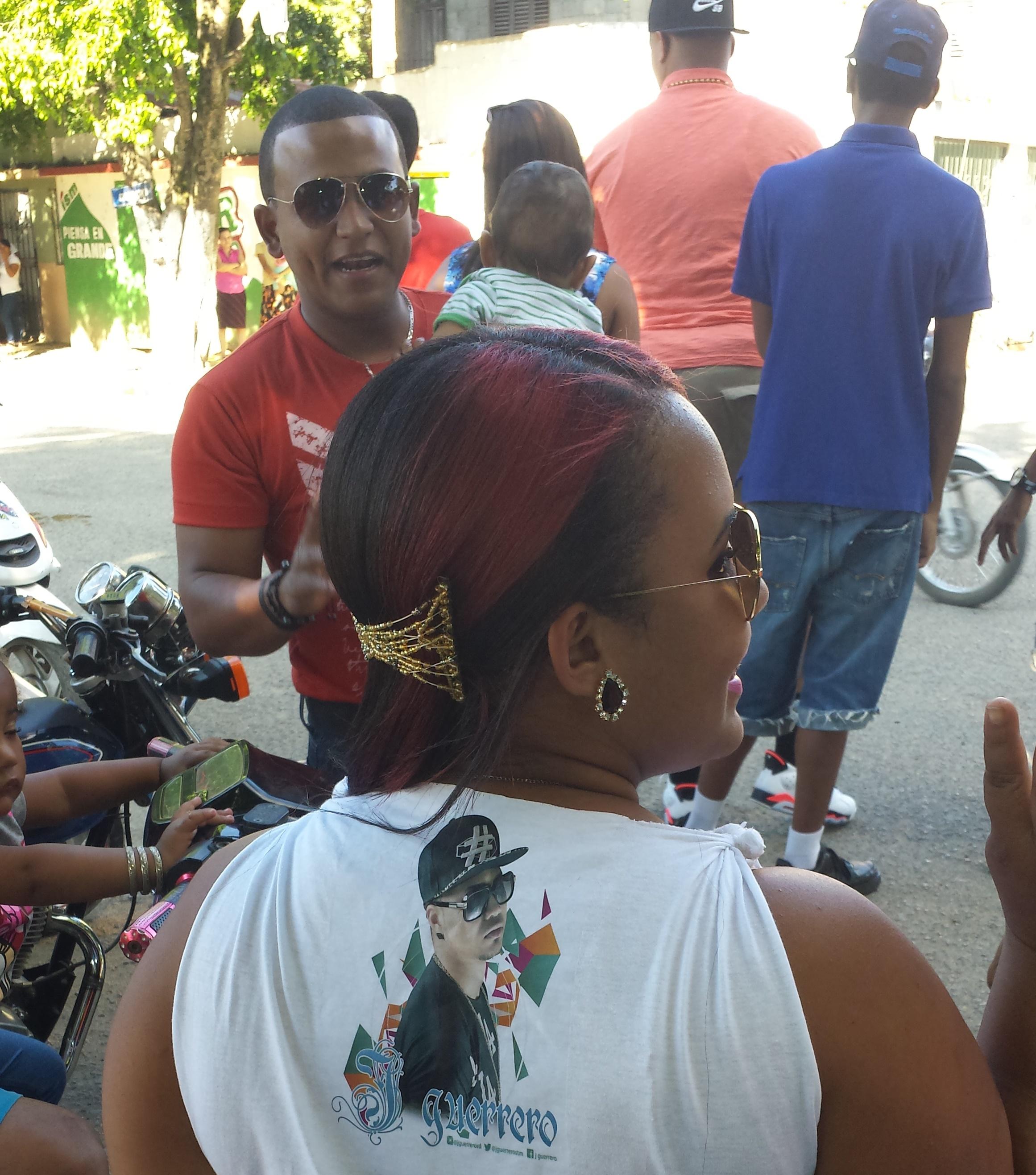 Imagenes del Desfile del Carnaval Vegano 2016