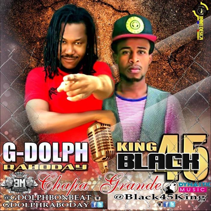Descargar: Black 45 King  Feat Gdolph – Chapa Grande