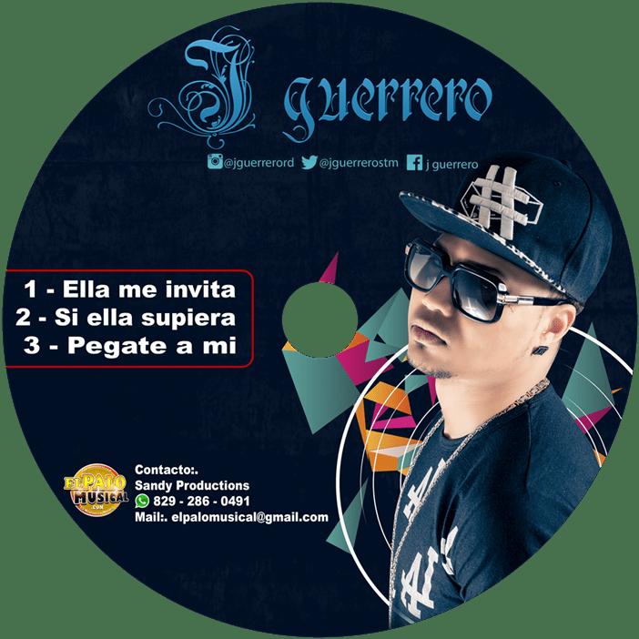 Bajar: J Guerrero – CD Promo (2016)