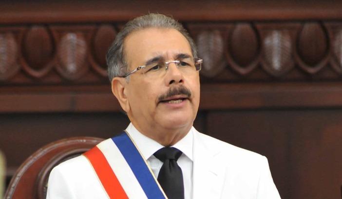 Danilo es segundo presidente mejor valorado de CA