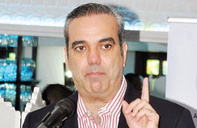 Luis Abinader define sus propuestas contra delincuencia