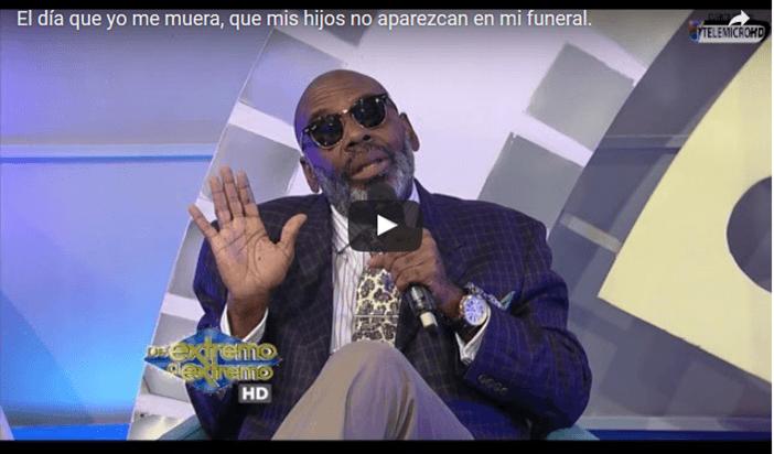 Michel El Buenon – El día que yo me muera, que mis hijos no aparezcan en mi funeral