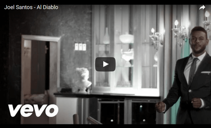 Joel Santos – Al Diablo (video oficial)