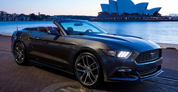 Ford Mustang – el vehículo cupé deportivo más vendido a nivel mundial