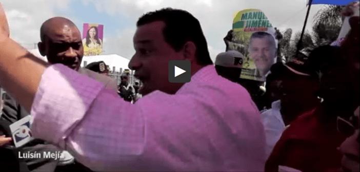 AYY MI MADRE: Luisín Jiménez reitera que solo muerto entregará su puesto en el Congreso
