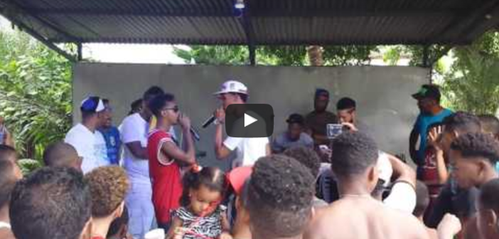 VIDEO: JP LORD NENES – MATANDO EN VIVO EN LA VEGA
