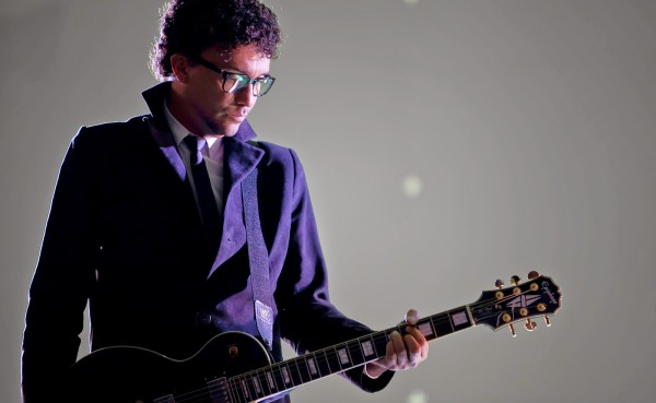 """Andrés Cepeda: """"La mejor manera de presentar un álbum es hacerlo en vivo"""""""