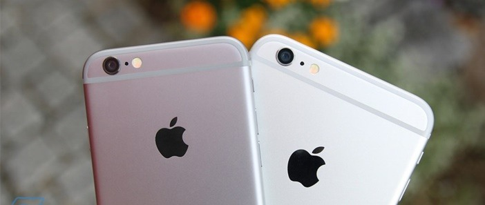 "Demandan a Apple por la ""enfermedad del touch"" en el iPhone 6"