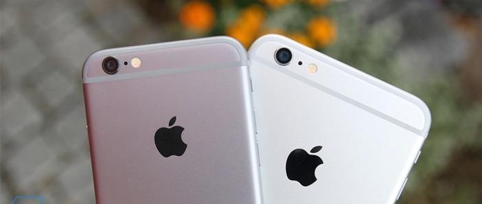 """Demandan a Apple por la """"enfermedad del touch"""" en el iPhone 6"""