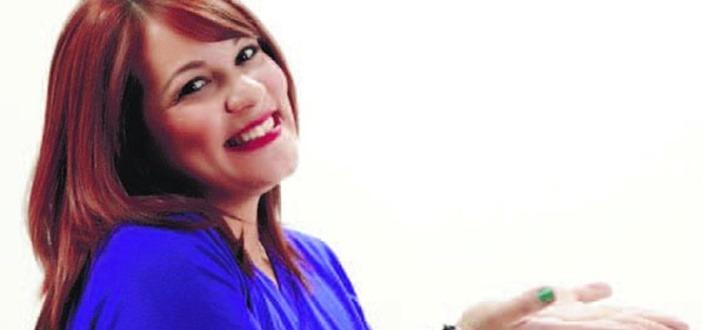 """Quien no recuerda a  """"Isha"""" pues ahora fue designada sub directora de producción en Telecentro"""