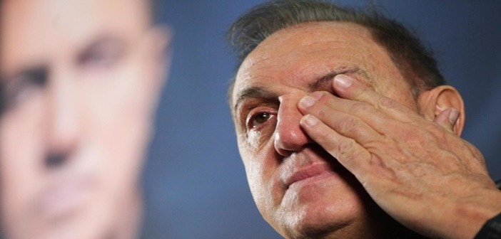 Franco de Vita llora por la crisis de Venezuela