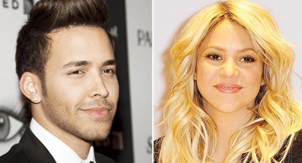 Escucha lo nuevo de Prince Royce y Shakira