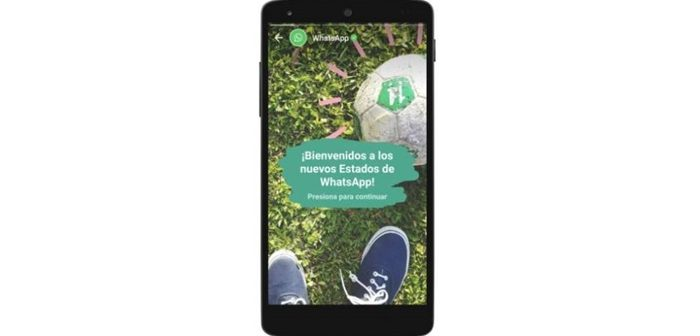 Ya es oficial, llegan los Stories a los estados de WhatsApp