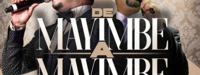 ANTHONY SANTOS SE COME VIVO A FERNANDO VILLALONA EN DE MAYIMBE A MAYIMBE
