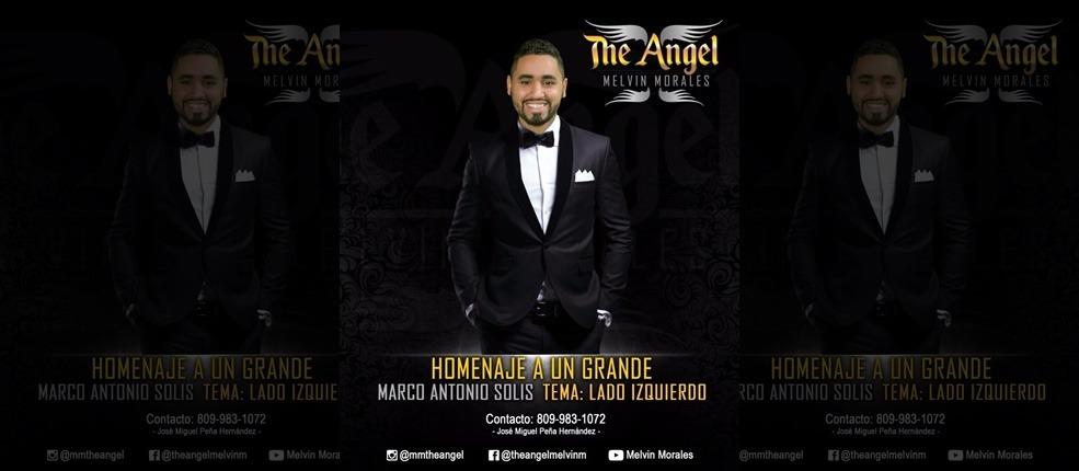 The Angel Melvin Morales – Lado izquierdo