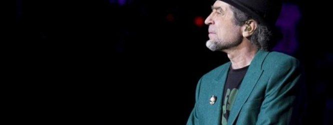 Lanzamiento del nuevo disco de Joaquín Sabina en el metro de Madrid