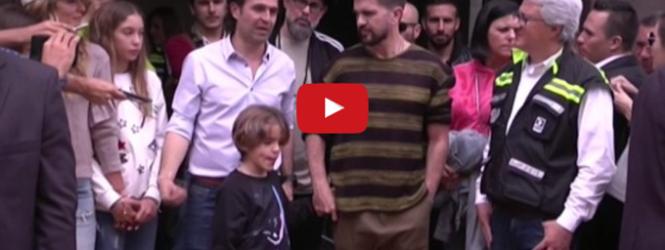 Video: Una mañana en casa con Juanes