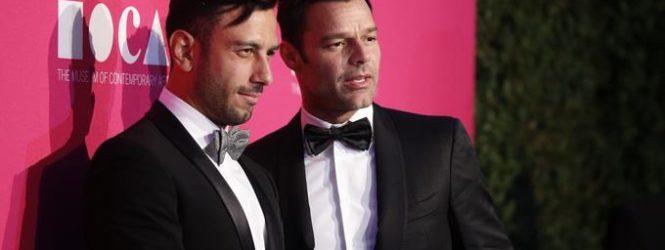 """Ricky Martin anuncia que se casará en Puerto Rico en una """"ceremonia inmensa"""""""
