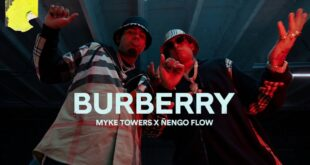 Myke Towers Ft. Ñengo Flow – Burberry