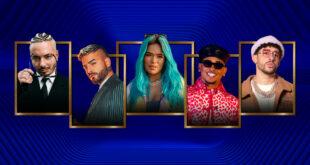 """El """"cartel"""" de los Premios Billboard Latinos se refuerza con más estrellas"""